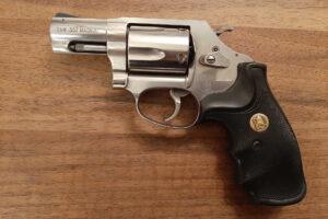 Smith & Wesson | 60-14 | .357 Magnum | Waffen Glauser AG | Aarberg | Bern | Schweiz