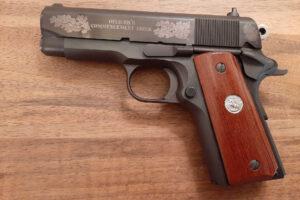 Colt | 1911 MKIV | .45 ACP | Waffen Glauser AG | Aarberg | Bern | Schweiz