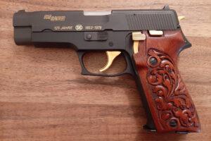 SIG Sauer | JP220 | 9x19 | Waffen Glauser AG | Aarberg | Bern | Schweiz